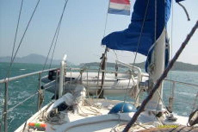 1968 CUSTOM Steel Sailing Yacht Cruising Sailboat 1085820