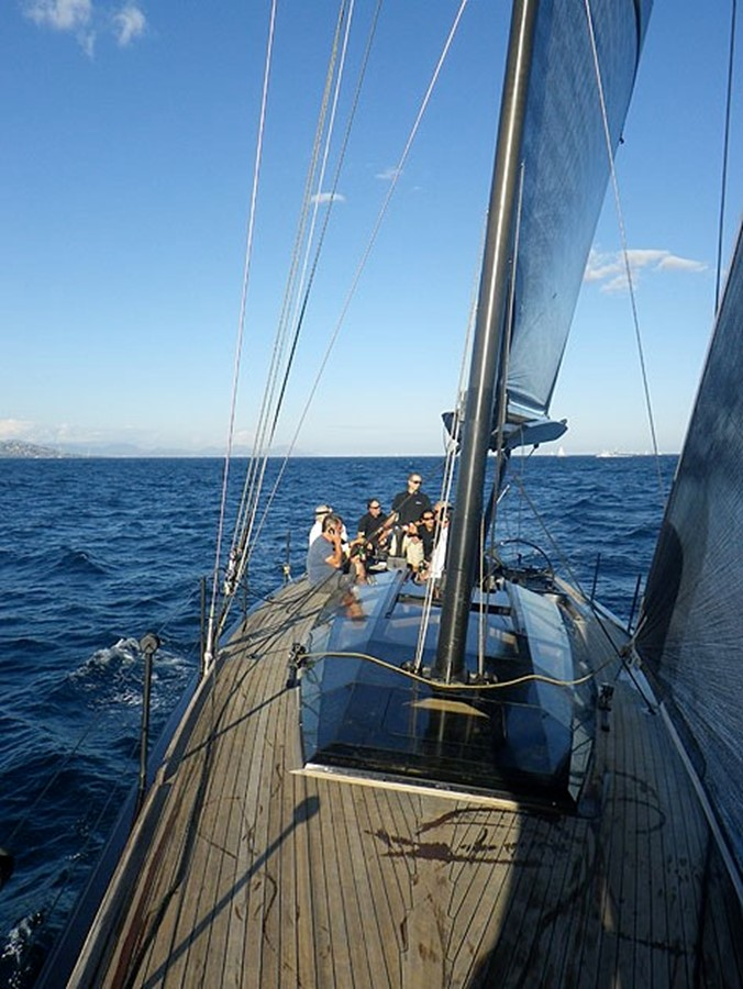 2005 COMPOSITE WORKS Frers 57' Day Sailer Cruising Sailboat 1309860