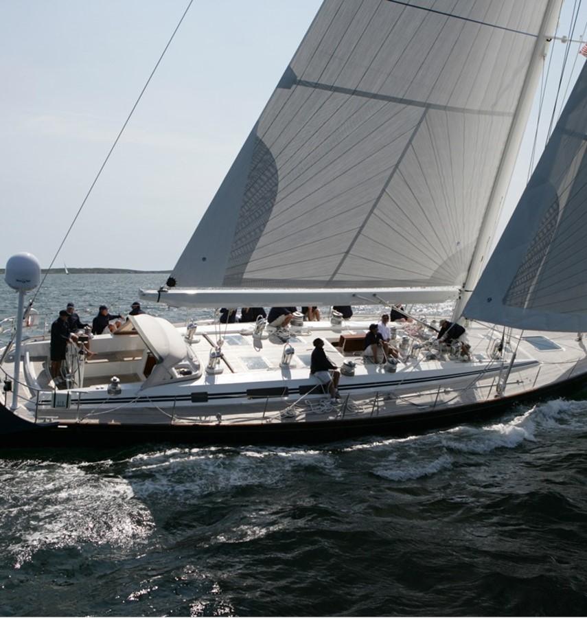 sail 1992 ROYAL HUISMAN 84' Cruising Sailboat 1092150