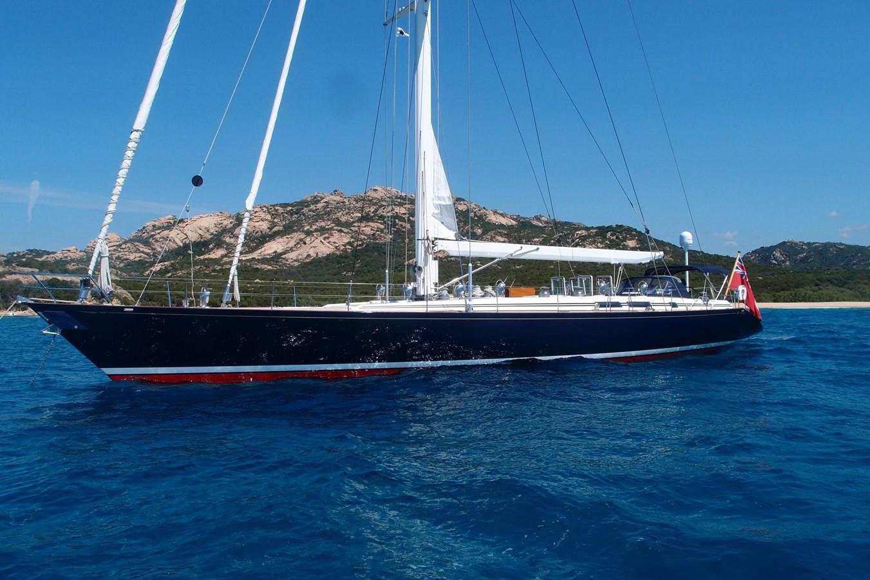 Metolius 1992 ROYAL HUISMAN 84' Cruising Sailboat 1226574