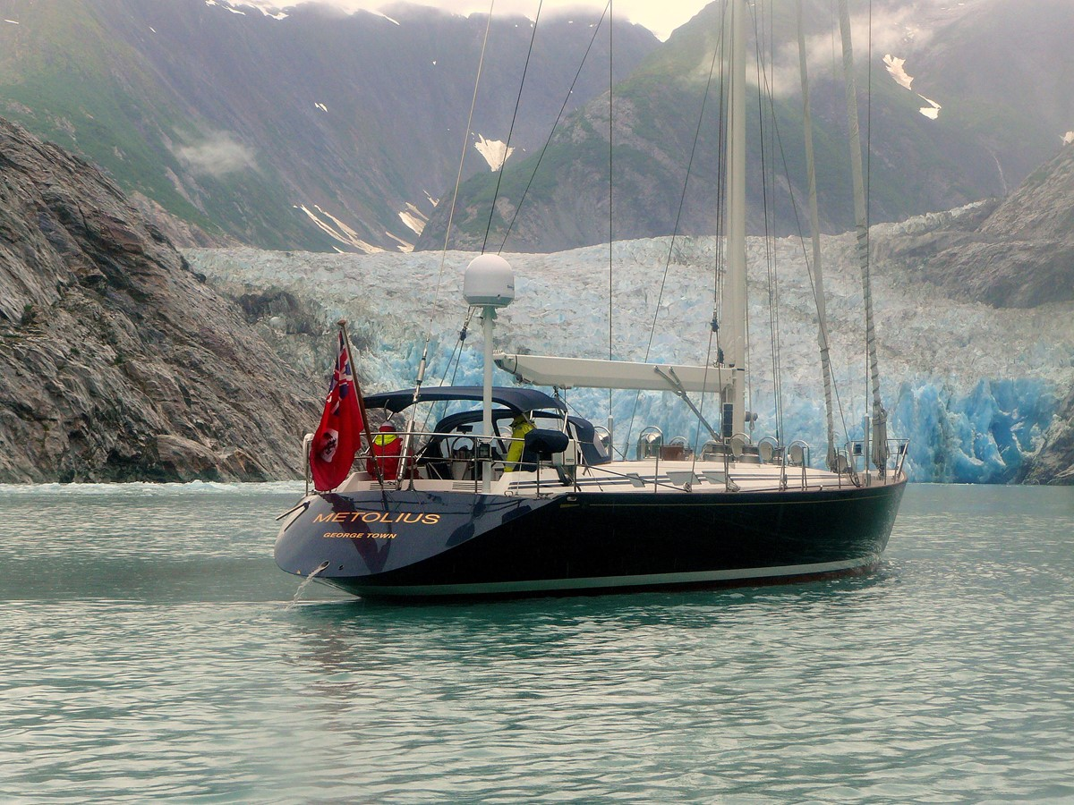Cruising 1992 ROYAL HUISMAN 84' Cruising Sailboat 1226575