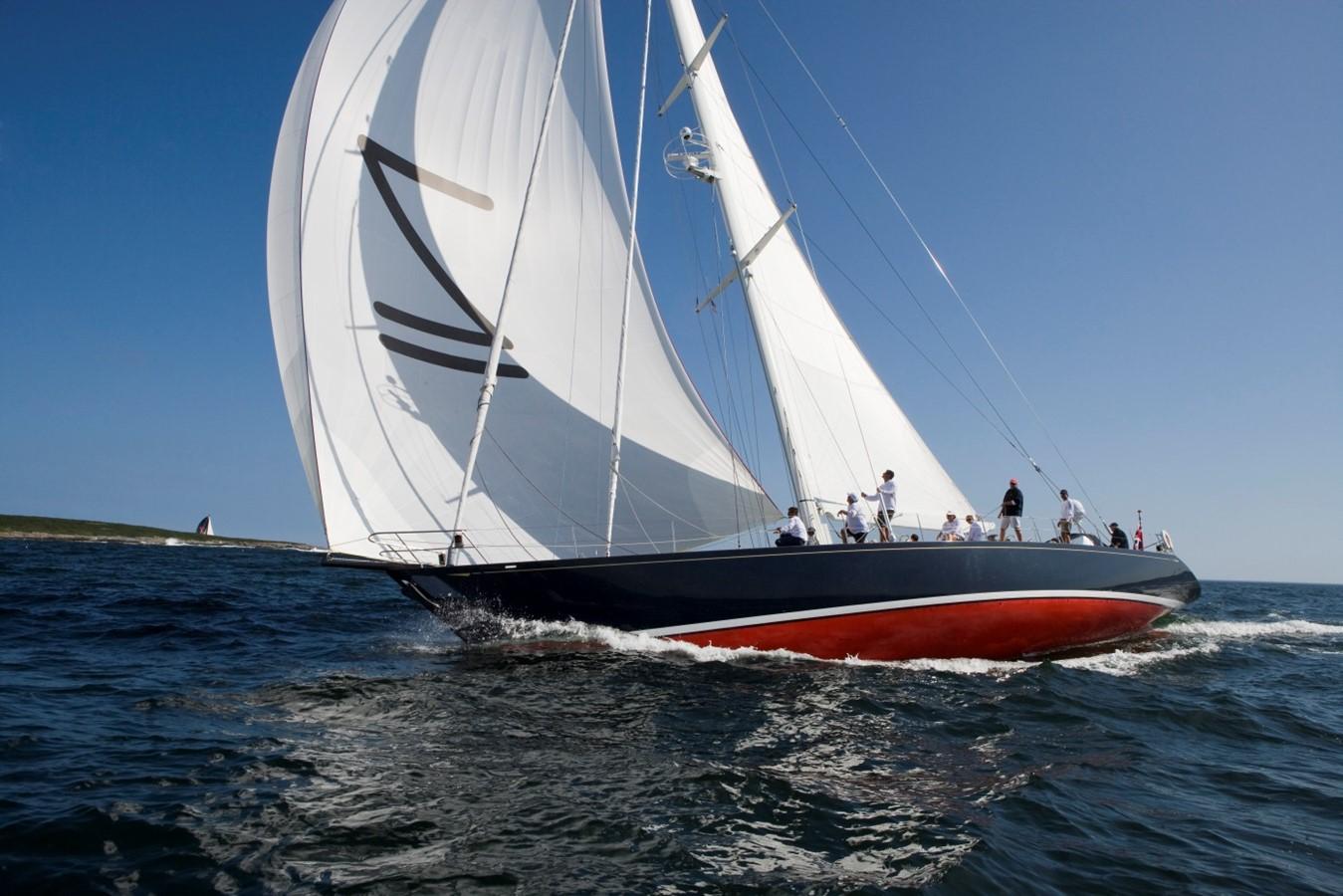 Metolius 1992 ROYAL HUISMAN 84' Cruising Sailboat 1255709