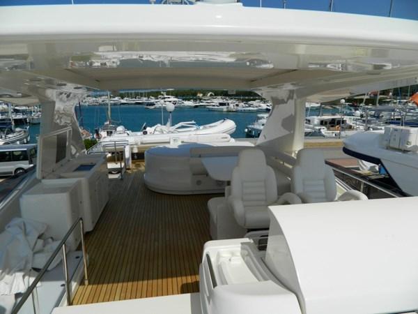 2011 FERRETTI 830 Mega Yacht 1095005