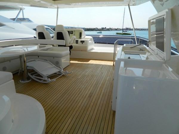 2011 FERRETTI 830 Mega Yacht 1095007