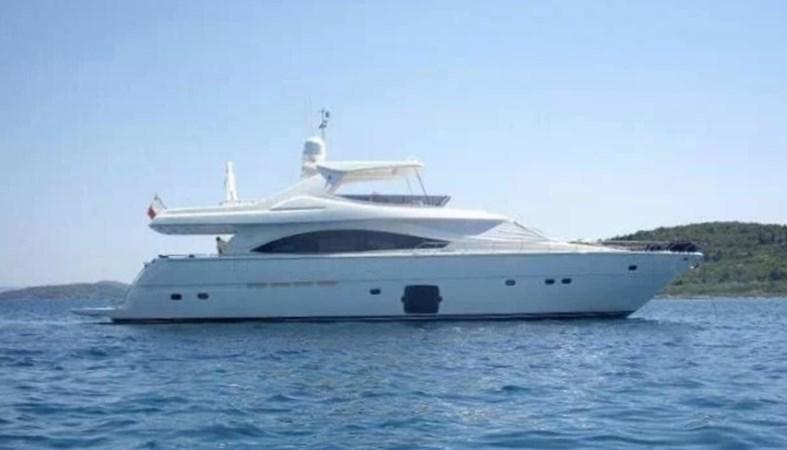 2011 FERRETTI 830 Mega Yacht 1095033