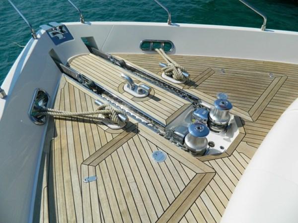 2011 FERRETTI 830 Mega Yacht 1095035