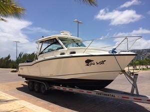2013 BW 315 Cuddy Cabin @ Cancun - SEA WOLF  218221