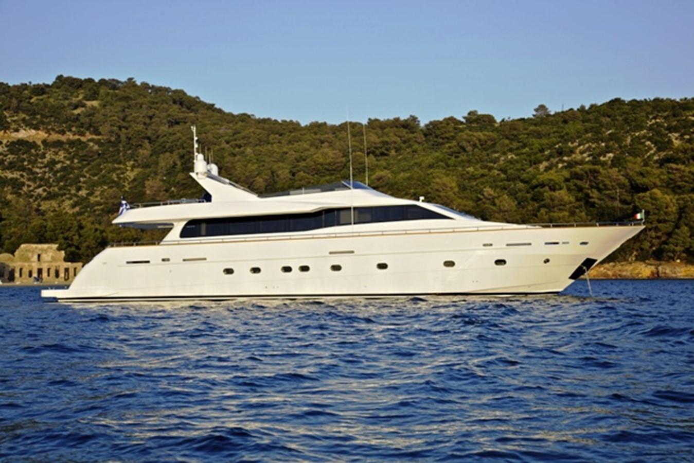 GIOE I yacht for sale