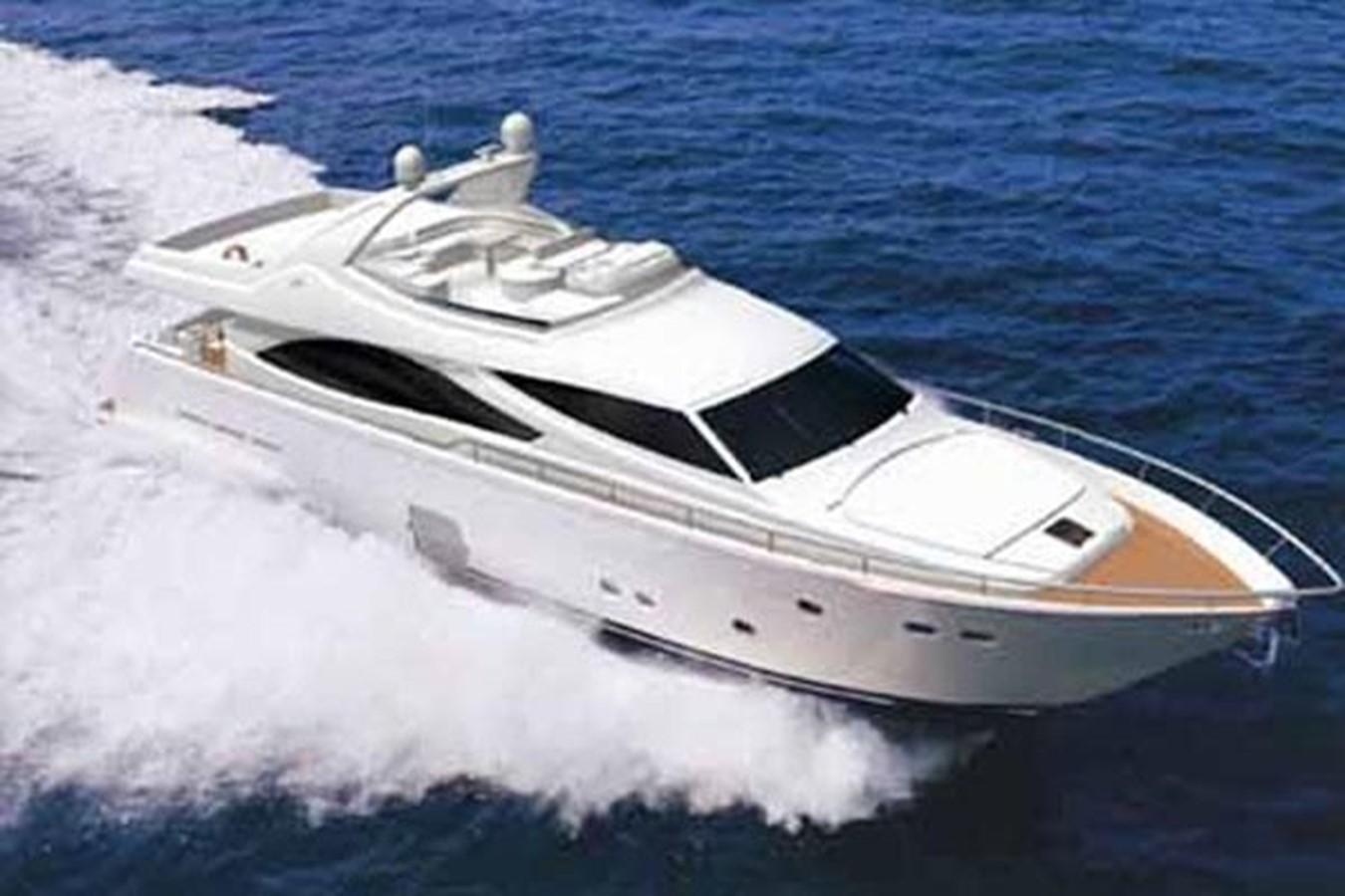 Sailing 2007 FERRETTI YACHTS  Motor Yacht 1115340