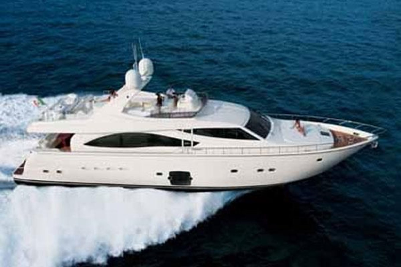 Sailing 2007 FERRETTI YACHTS  Motor Yacht 1115341