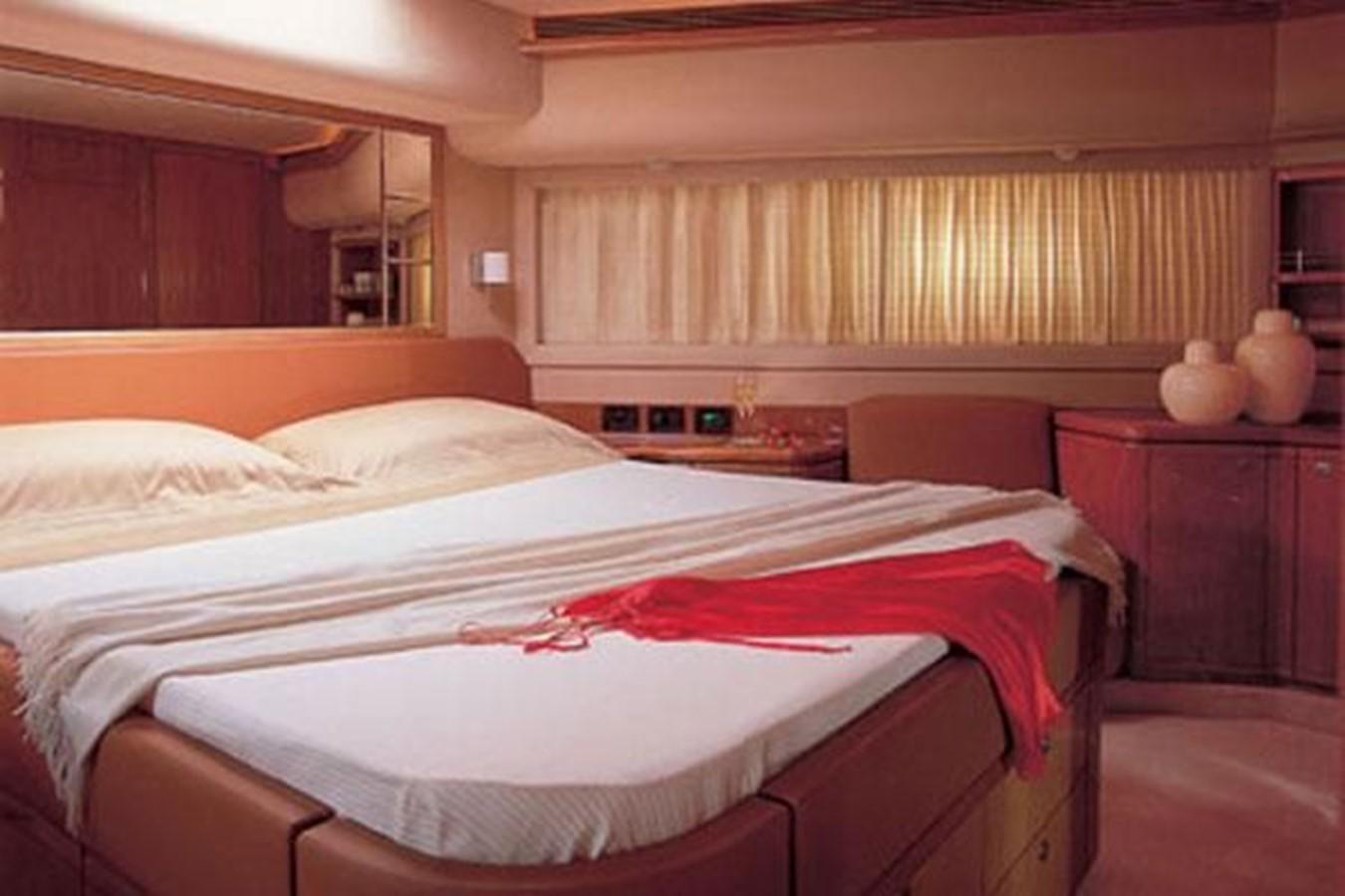 Cabin 1 2007 FERRETTI YACHTS  Motor Yacht 1115345