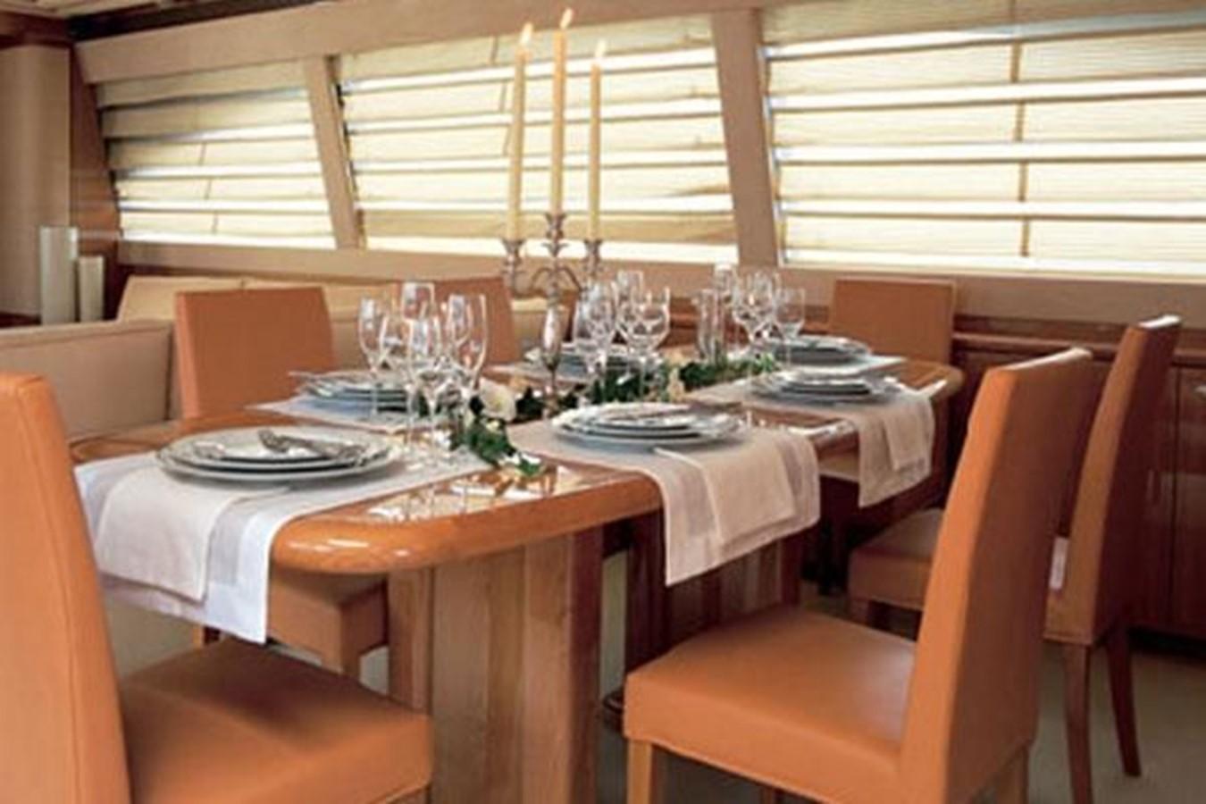 Dinning 2007 FERRETTI YACHTS  Motor Yacht 1115349