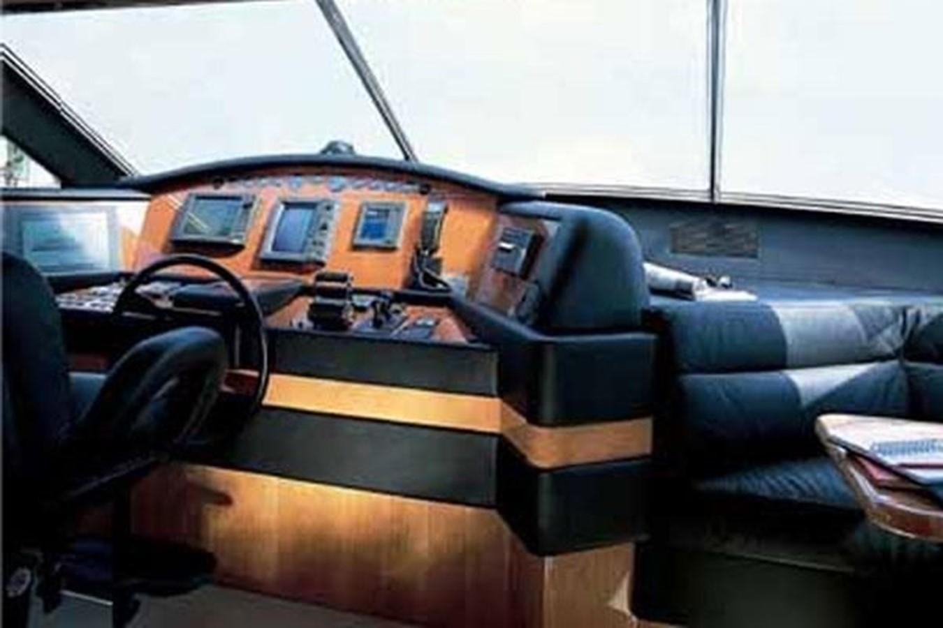 Wheelhouse 2007 FERRETTI YACHTS  Motor Yacht 1115352