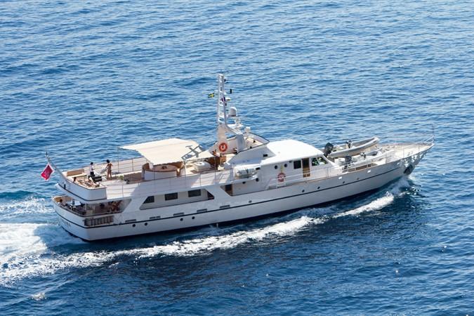 1978 SNCB  Motor Yacht 1116235