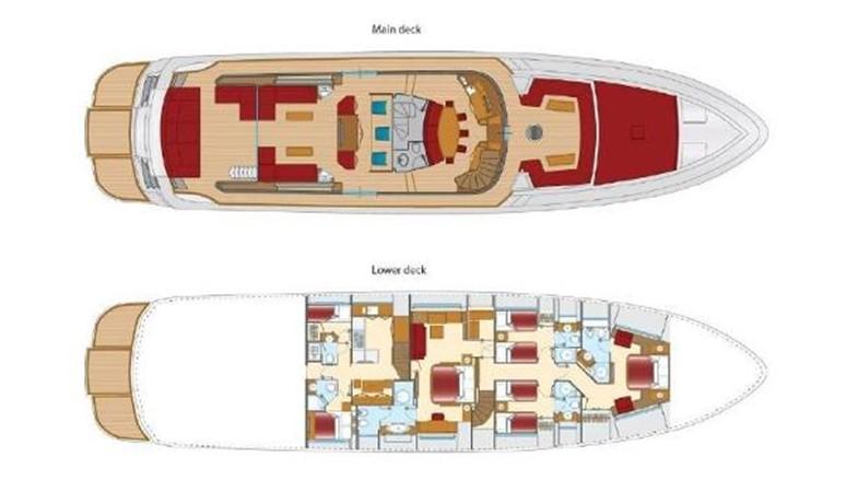 2019 BAIA One Hundred Cruiser 1116331