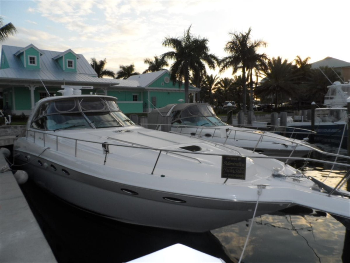 2001 SEA RAY 460 Sundancer Cruiser 1136894