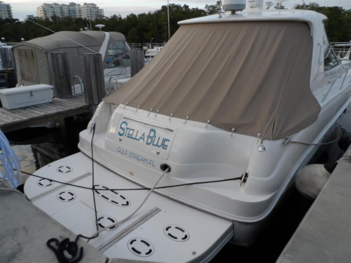 2001 SEA RAY 460 Sundancer Cruiser 1136895
