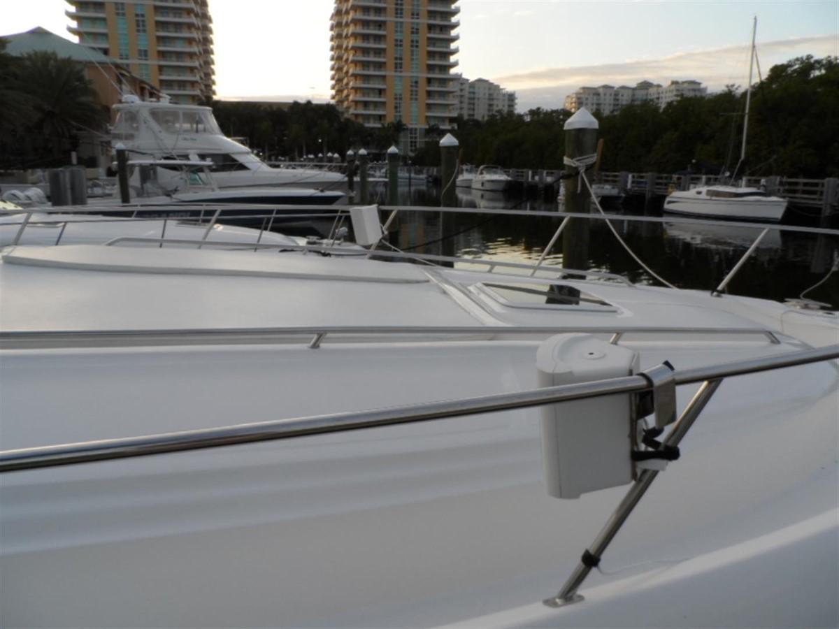 2001 SEA RAY 460 Sundancer Cruiser 1136897