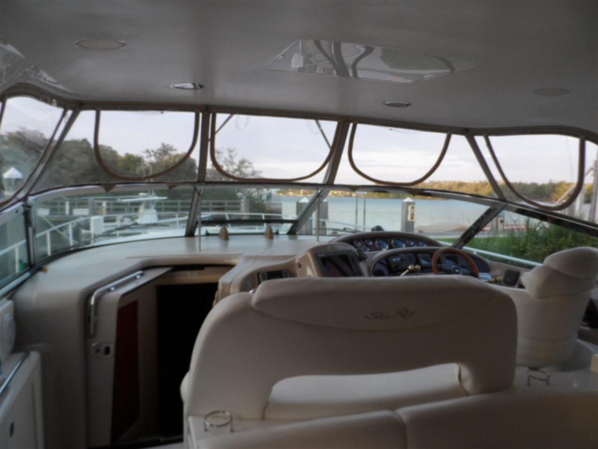 2001 SEA RAY 460 Sundancer Cruiser 1136905