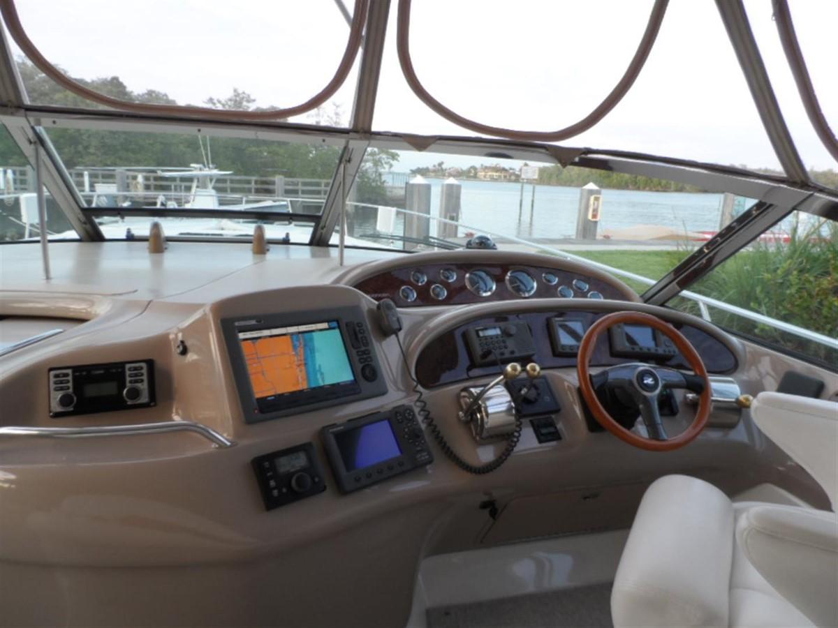 2001 SEA RAY 460 Sundancer Cruiser 1136906