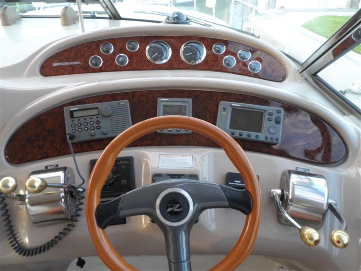 2001 SEA RAY 460 Sundancer Cruiser 1136907