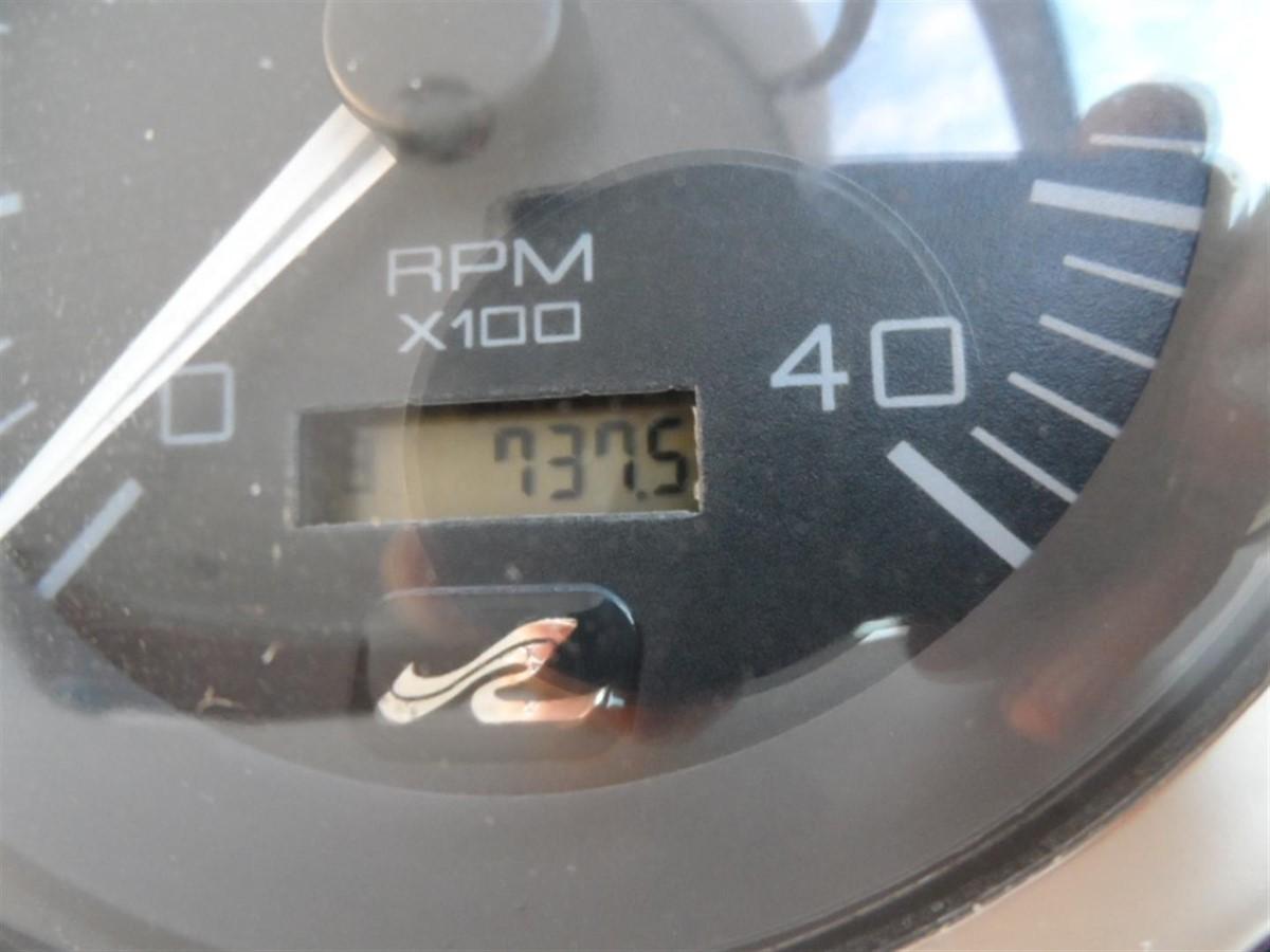 2001 SEA RAY 460 Sundancer Cruiser 1136910