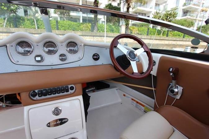 2012 CHRIS CRAFT Lancer 20 Motor Yacht 1139227