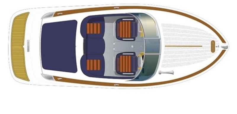 2012 CHRIS CRAFT Lancer 20 Motor Yacht 1139237