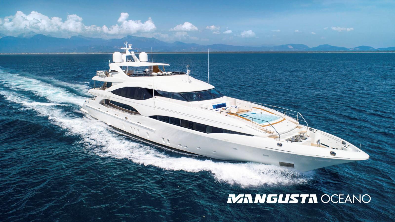 2021 OVERMARINE GROUP Mangusta Oceano 46  2570602