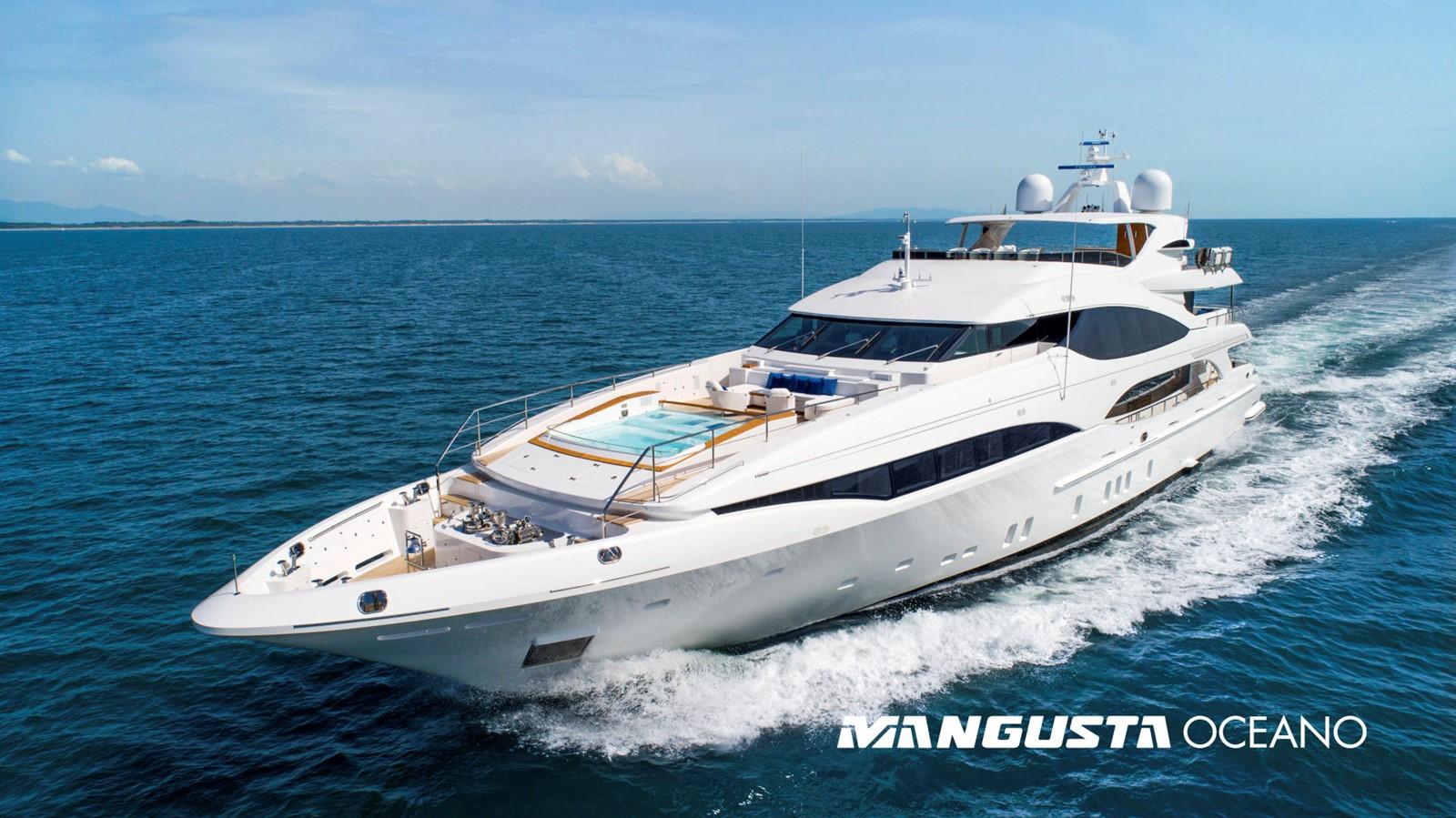 2021 OVERMARINE GROUP Mangusta Oceano 46  2570603