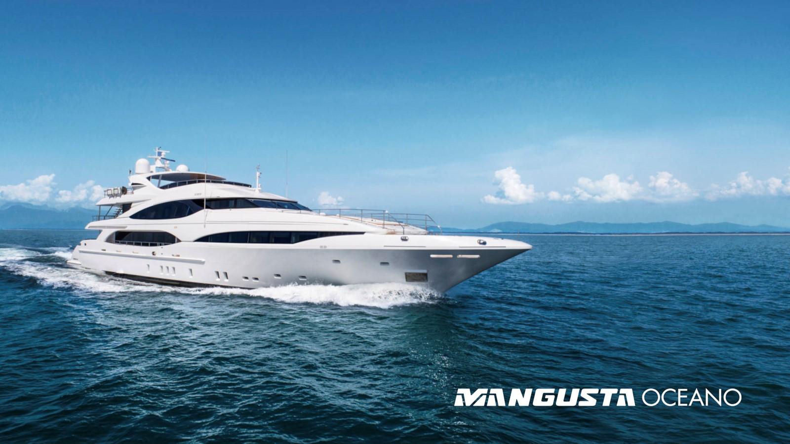 2021 OVERMARINE GROUP Mangusta Oceano 46  2570605