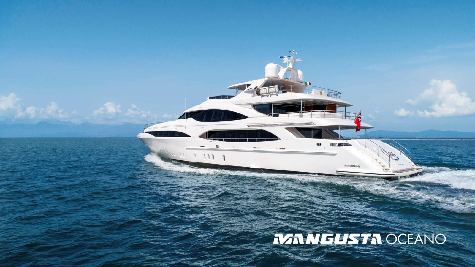 2021 OVERMARINE GROUP Mangusta Oceano 46  2570606
