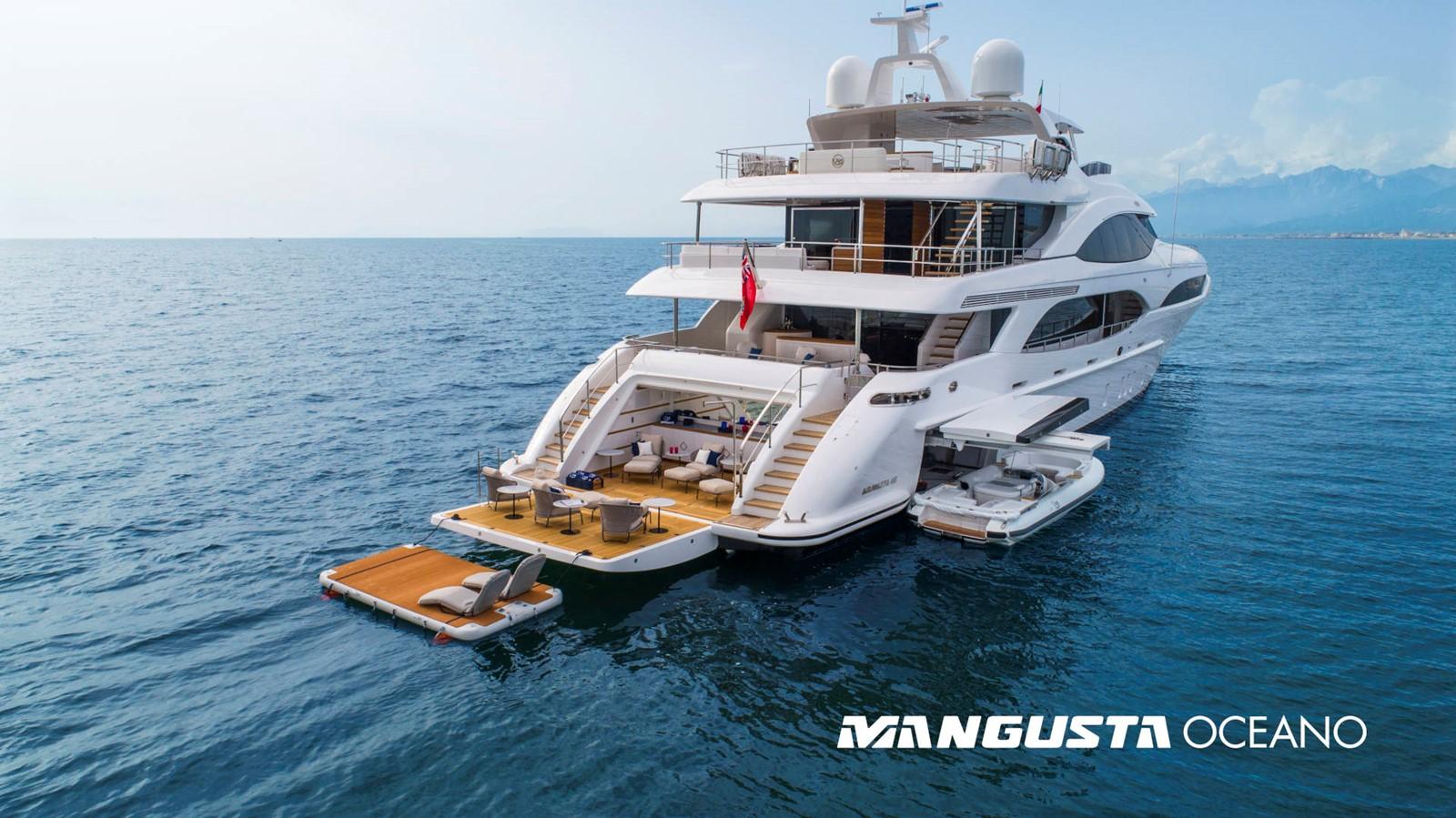 2021 OVERMARINE GROUP Mangusta Oceano 46  2570609