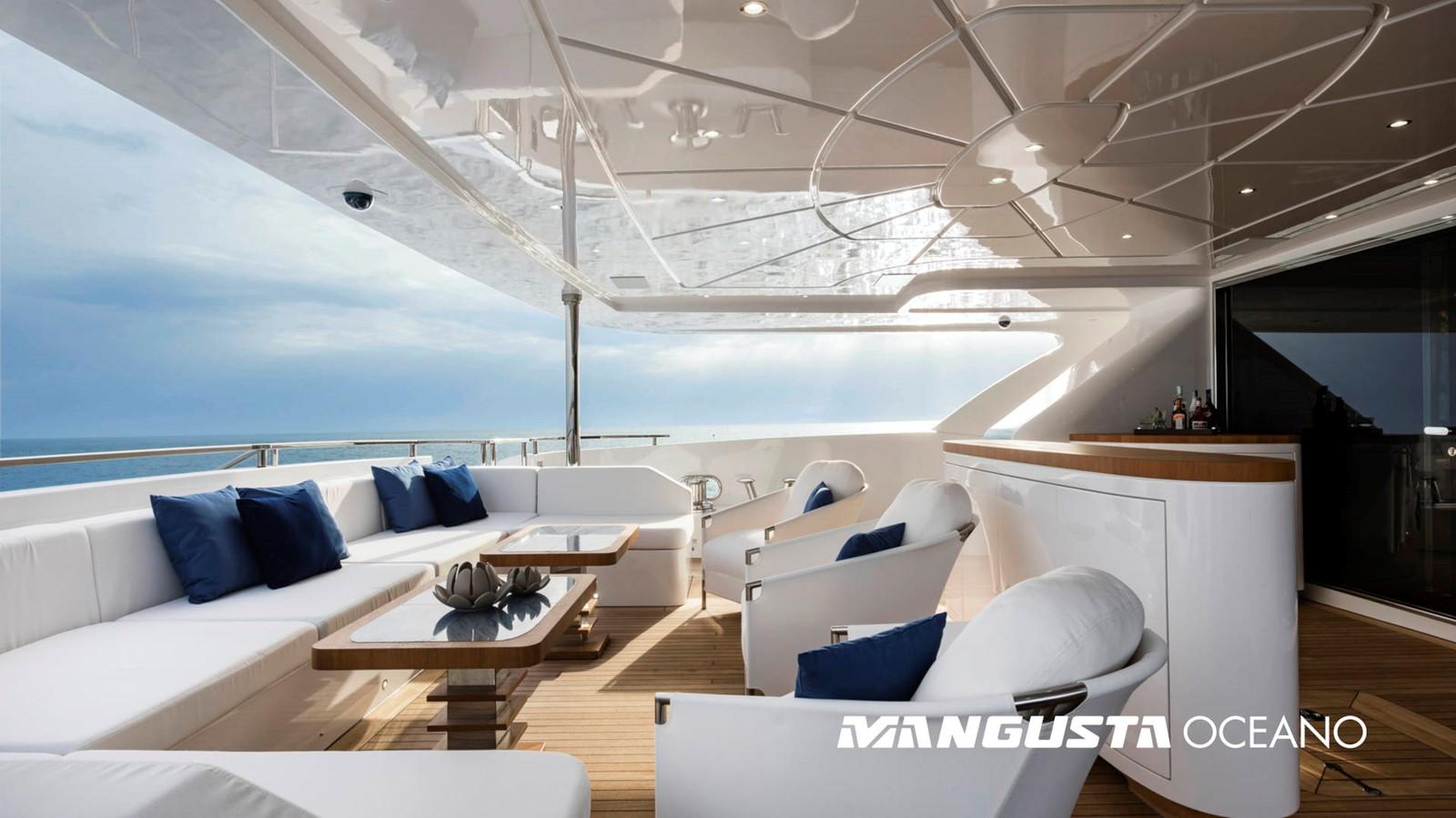 2021 OVERMARINE GROUP Mangusta Oceano 46  2570633