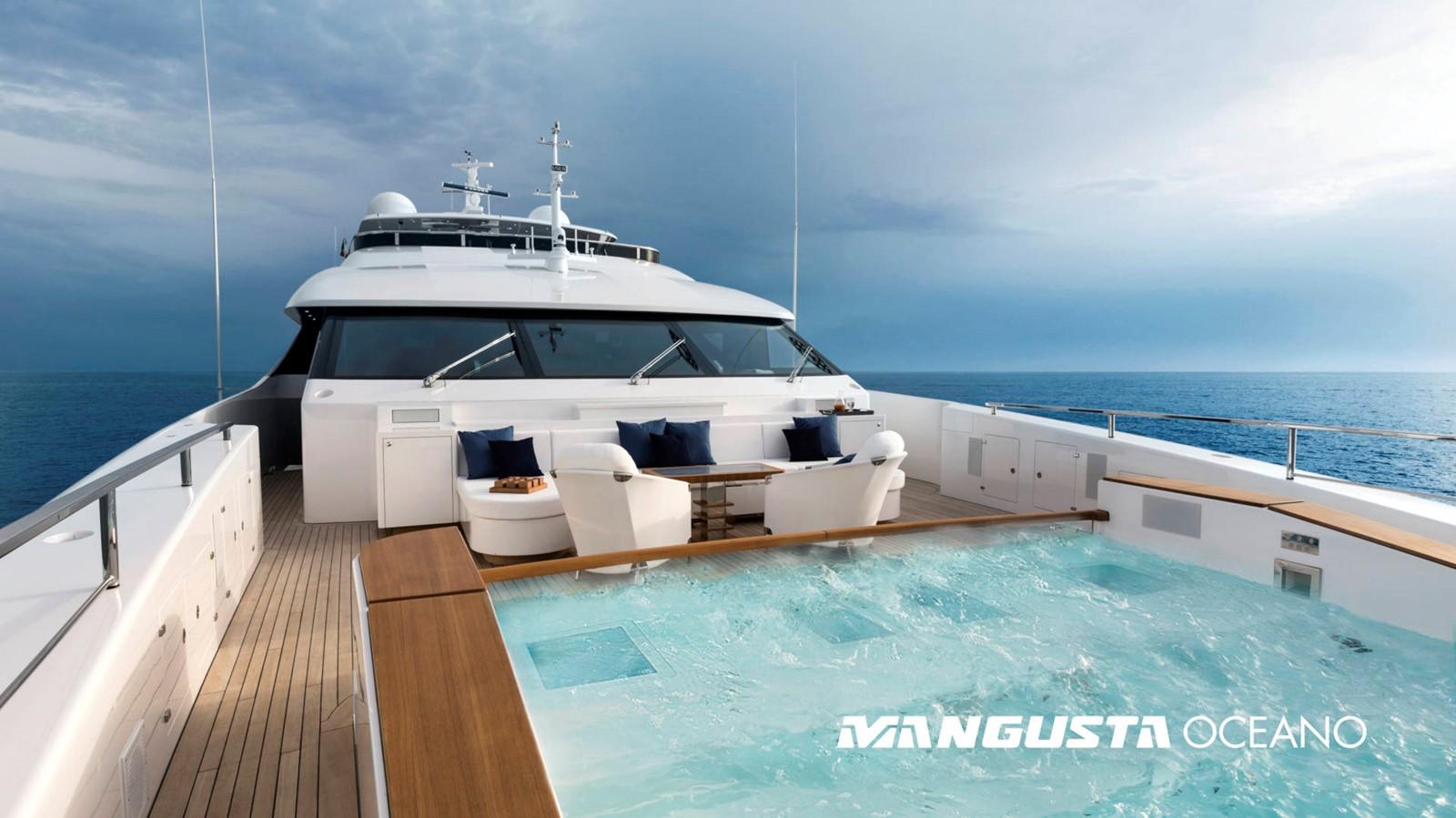 2021 OVERMARINE GROUP Mangusta Oceano 46  2570635