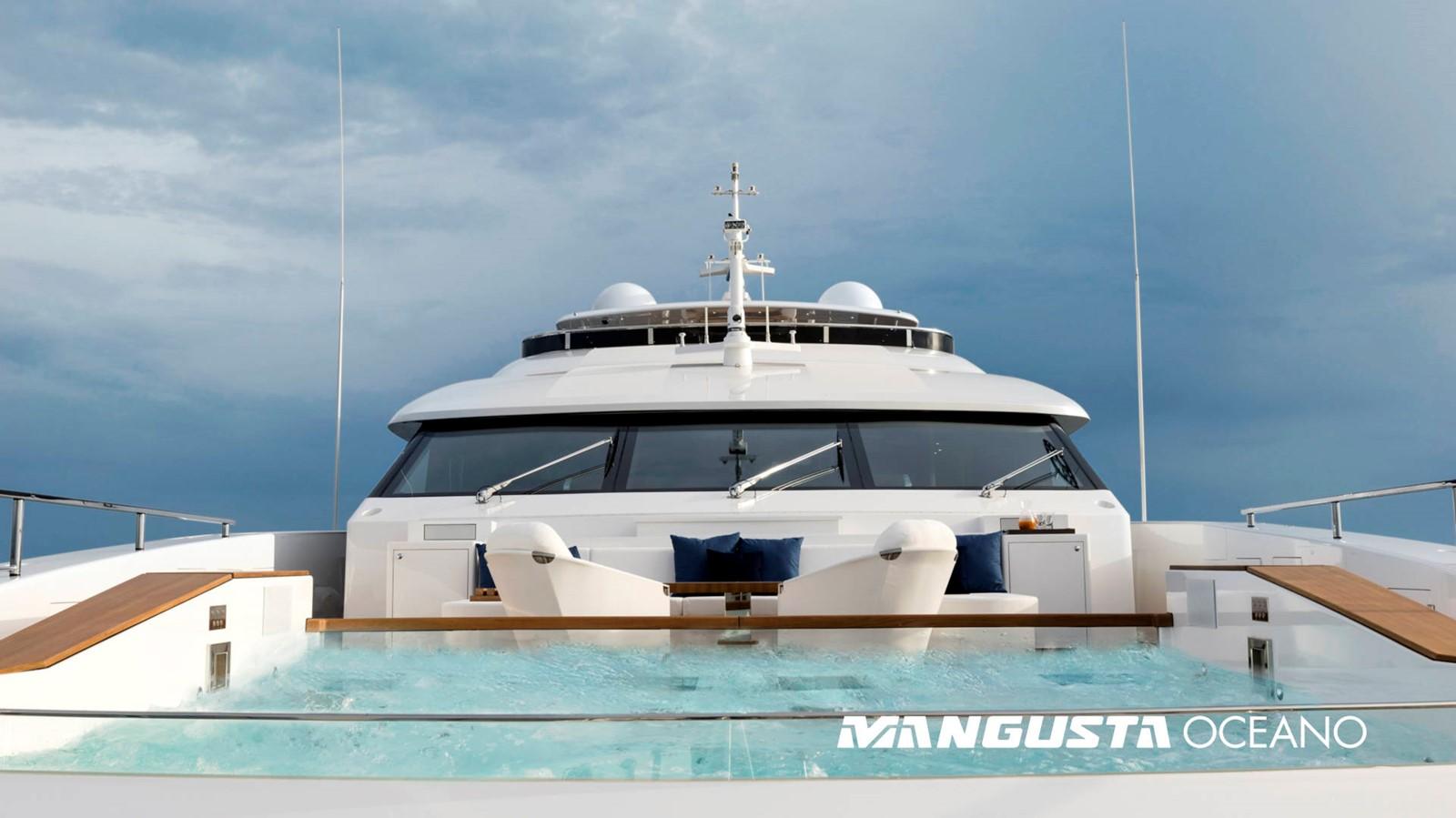2021 OVERMARINE GROUP Mangusta Oceano 46  2570637