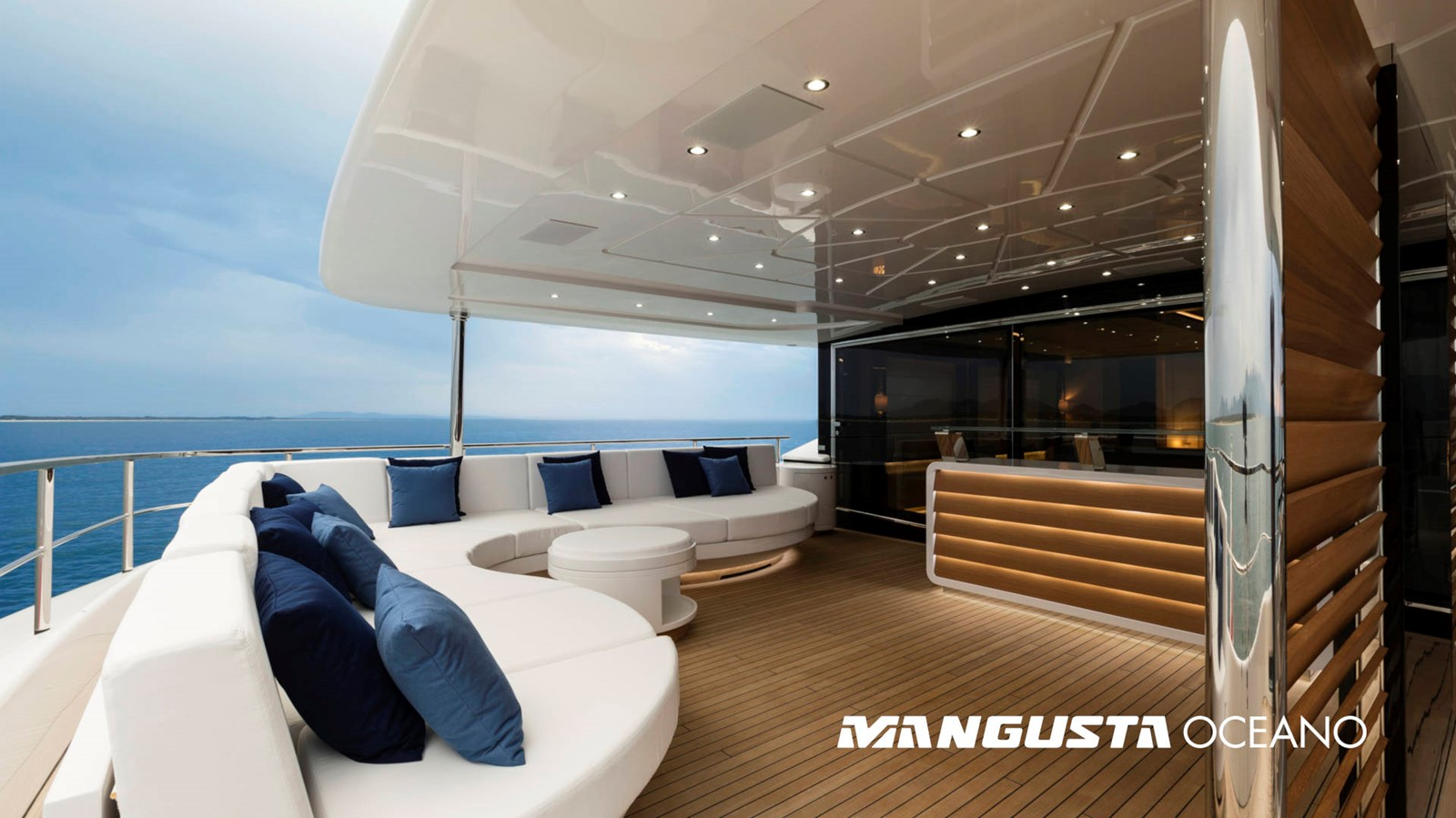 2021 OVERMARINE GROUP Mangusta Oceano 46  2570640