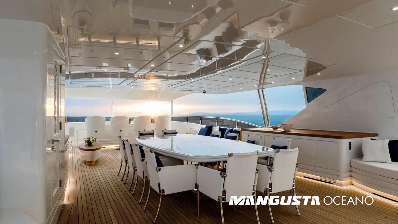 2021 OVERMARINE GROUP Mangusta Oceano 46  2570642