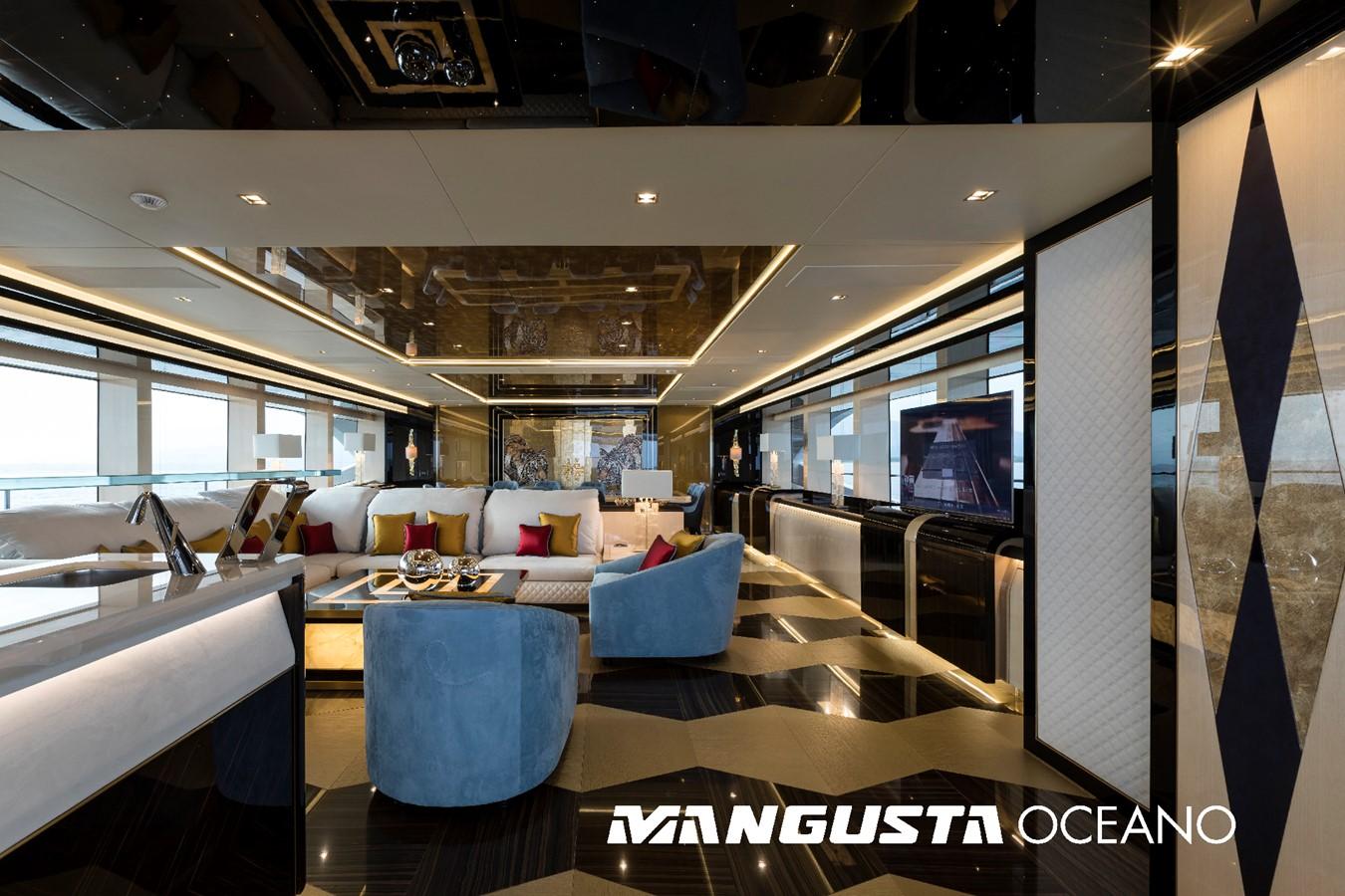 2021 OVERMARINE GROUP Mangusta Oceano 46  2581545