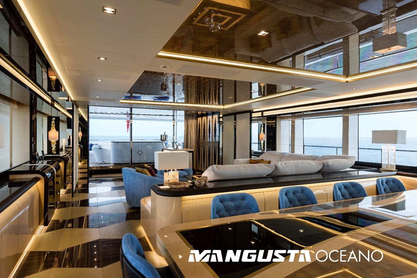 2021 OVERMARINE GROUP Mangusta Oceano 46  2581546