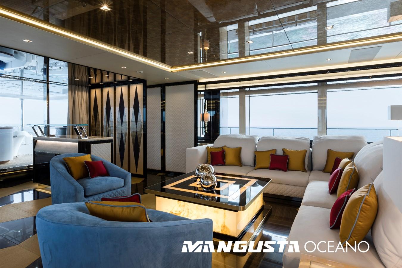 2021 OVERMARINE GROUP Mangusta Oceano 46  2581547