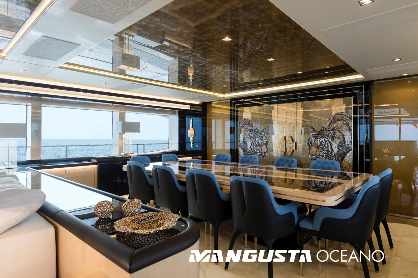 2021 OVERMARINE GROUP Mangusta Oceano 46  2581548