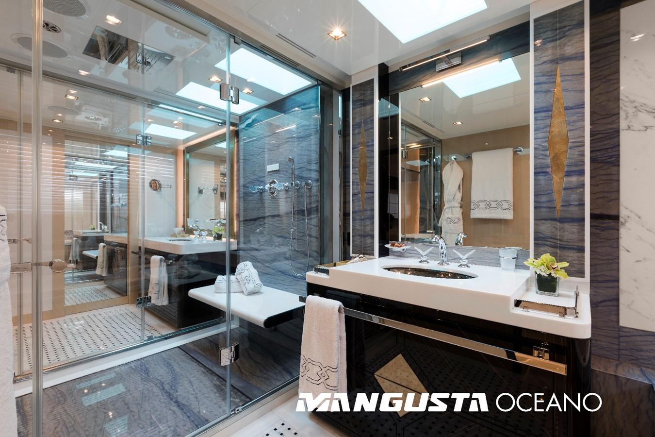 2021 OVERMARINE GROUP Mangusta Oceano 46  2581554