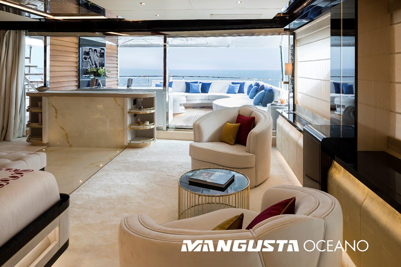 2021 OVERMARINE GROUP Mangusta Oceano 46  2581558