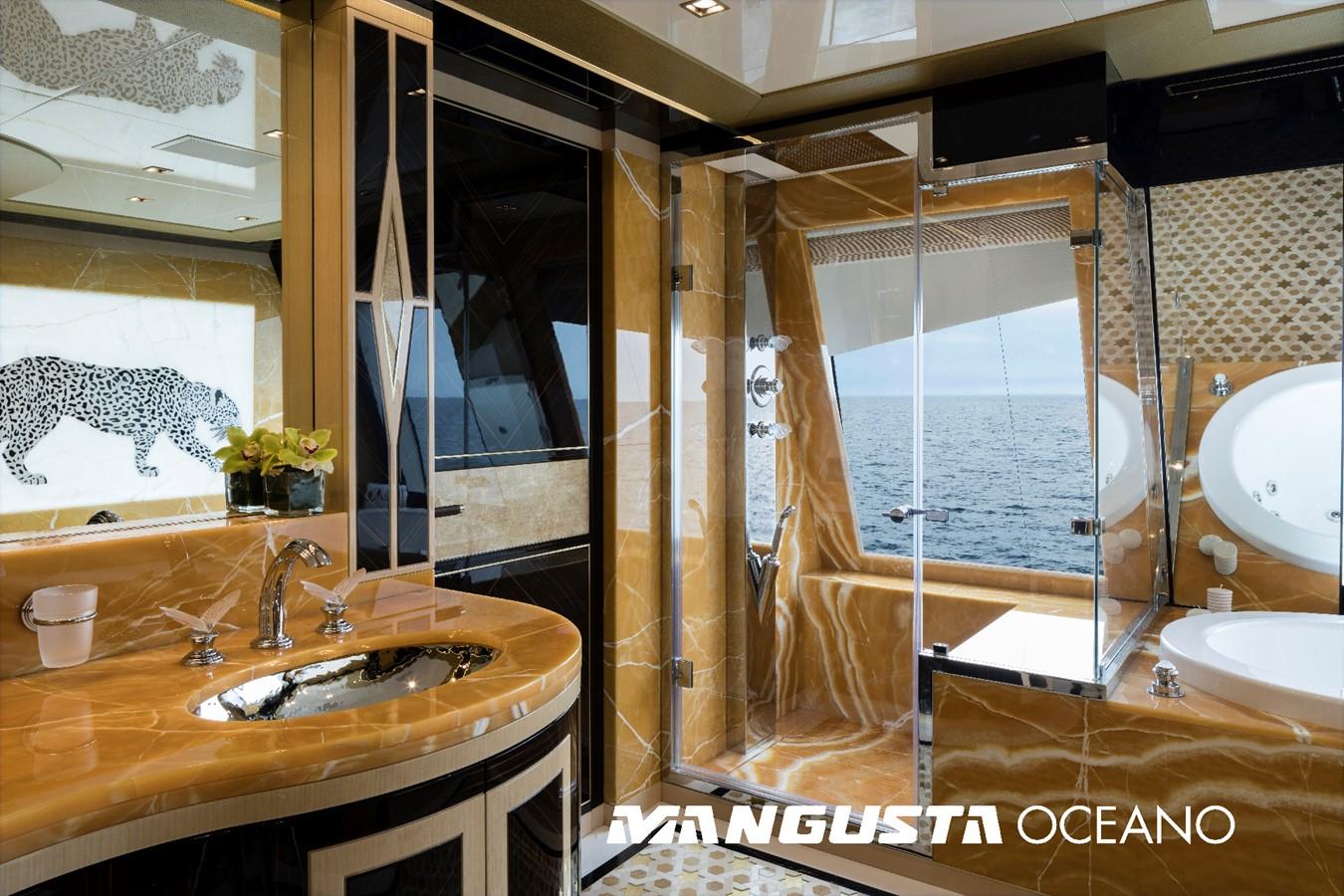 2021 OVERMARINE GROUP Mangusta Oceano 46  2581559