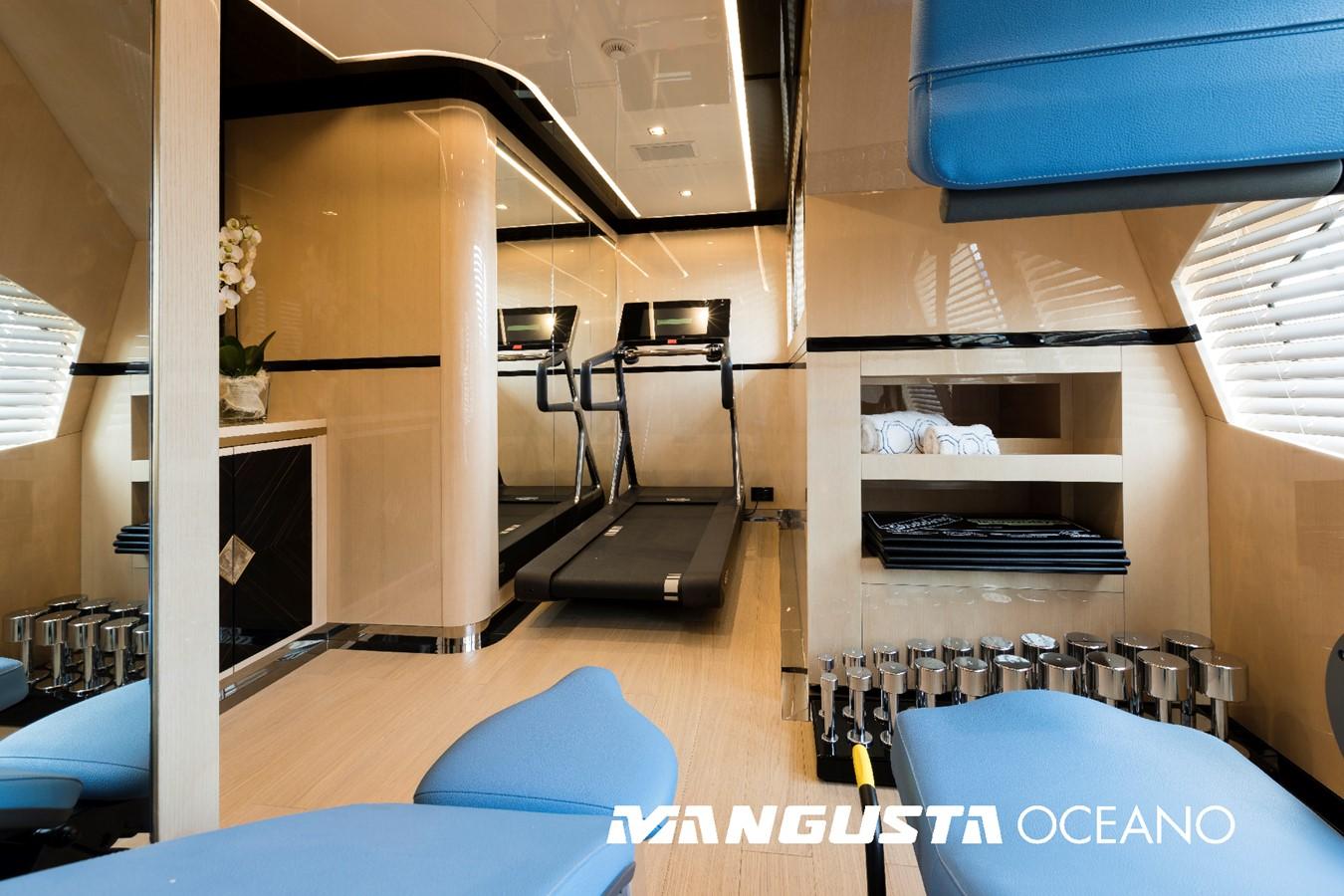 2021 OVERMARINE GROUP Mangusta Oceano 46  2581560
