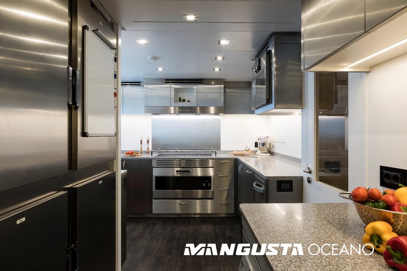 2021 OVERMARINE GROUP Mangusta Oceano 46  2581567