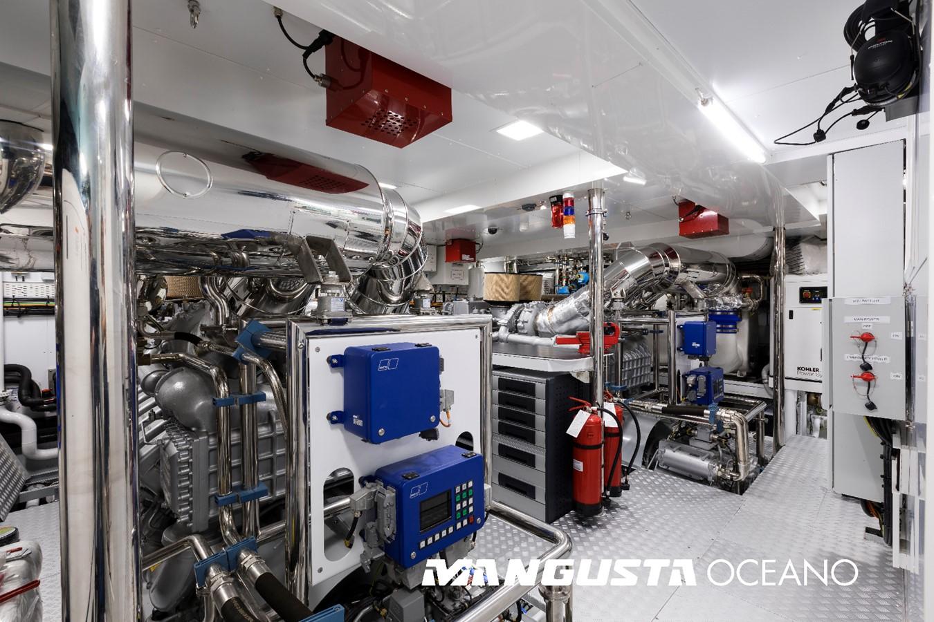 2021 OVERMARINE GROUP Mangusta Oceano 46  2581571