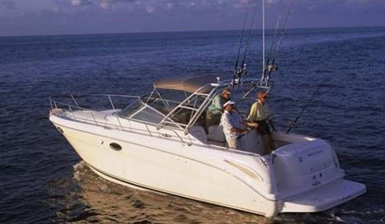 2006 SEA RAY 290 Amberjack Motor Yacht 1145868