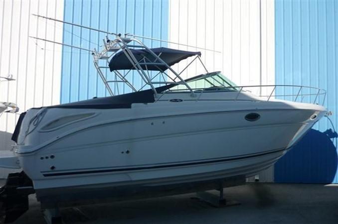 2006 SEA RAY 290 Amberjack Motor Yacht 1145875